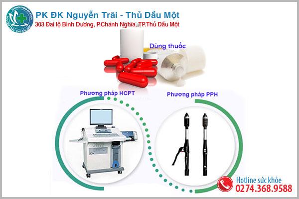 Phương pháp hỗ trợ điều trị trĩ hiệu quả tại Đa khoa Nguyễn Trãi - Thủ Dầu Một