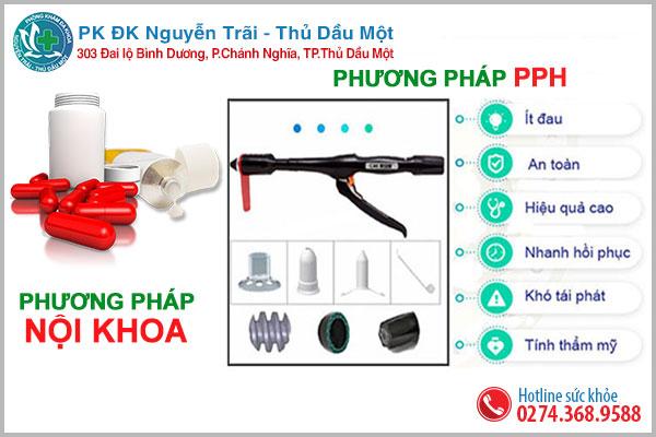 Phương pháp hỗ trợ điều trị trĩ ngoại hiệu quả tại Đa khoa Nguyễn Trãi - Thủ Dầu Một